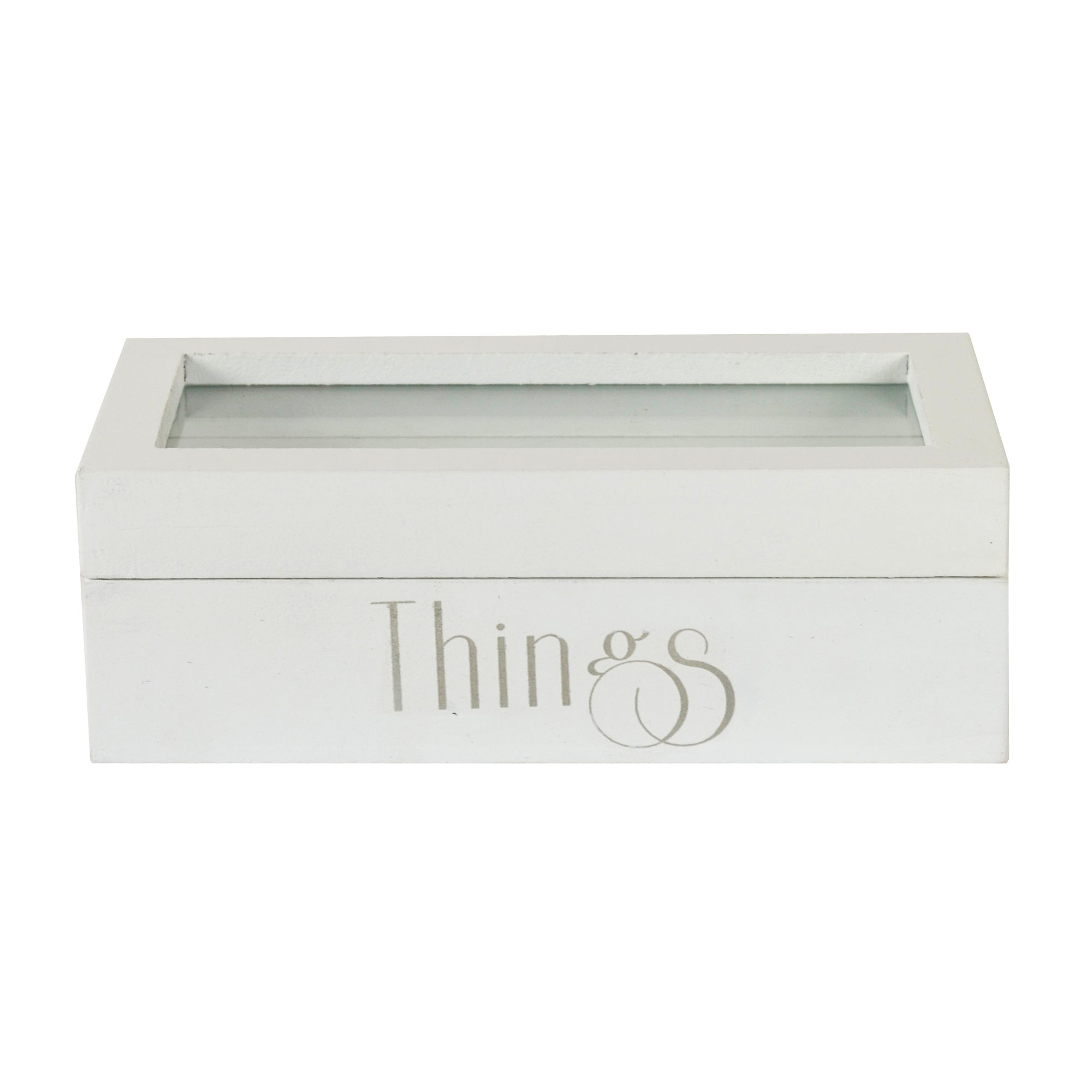 Things White Storage Box