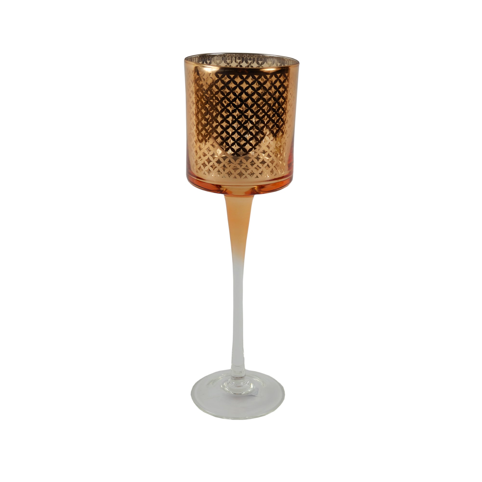 Burnt Sienna Collection Copper Goblet
