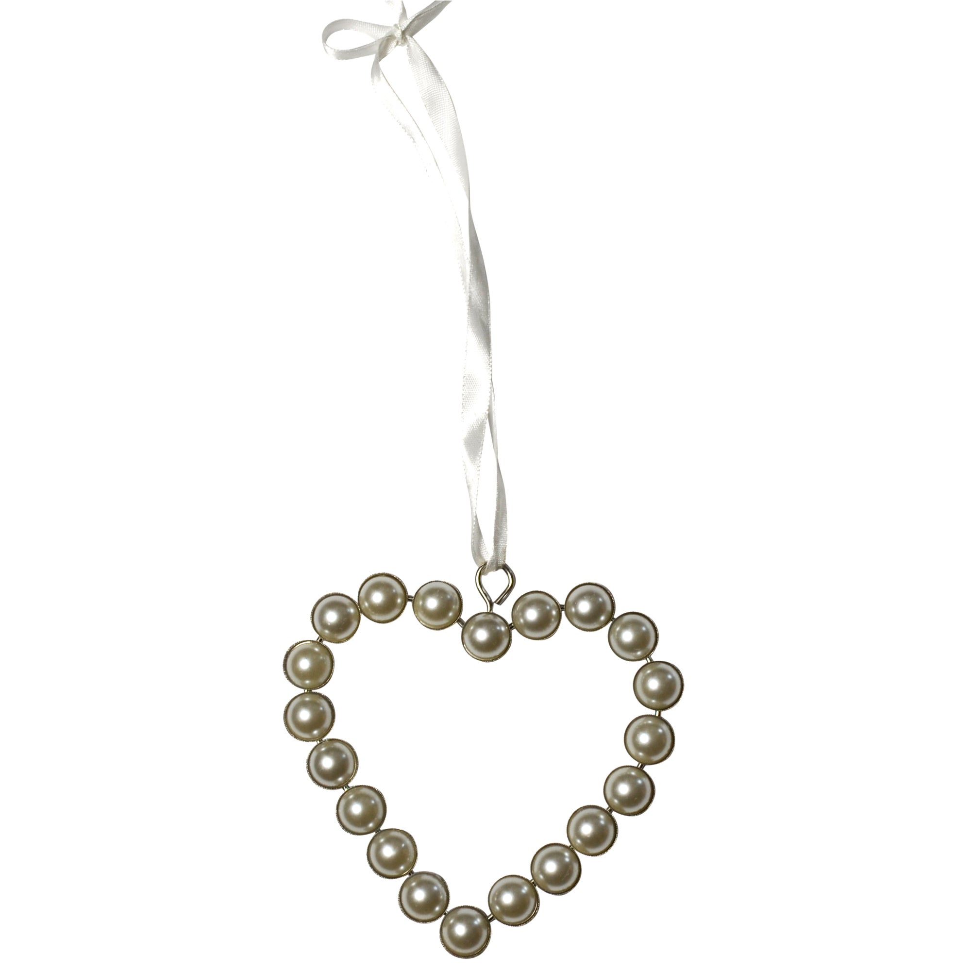 Classique Collection Hanging Pearl Hearts