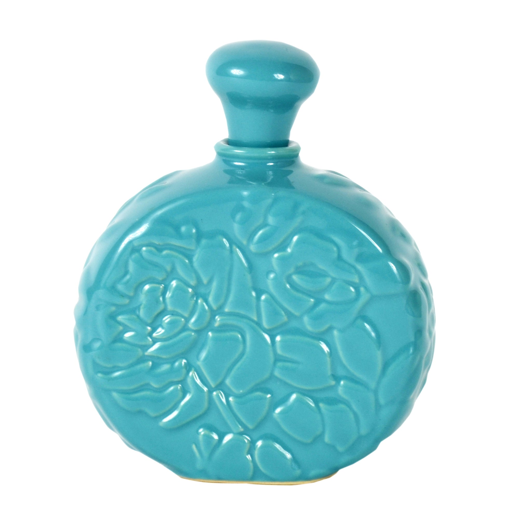 Room in Bloom Collection Embossed Perfume Bottle