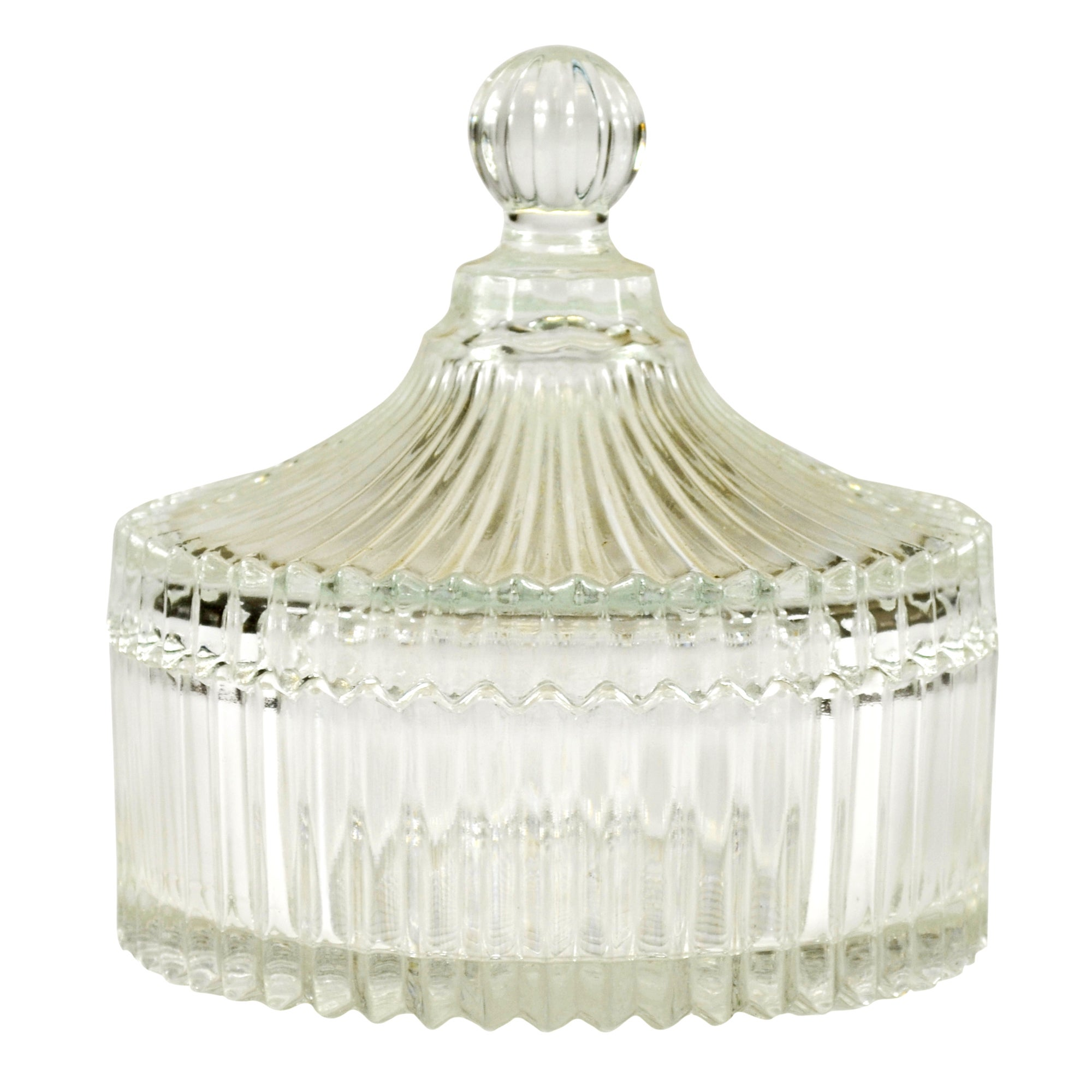 Room in Bloom Collection Lidded Trinket Jar