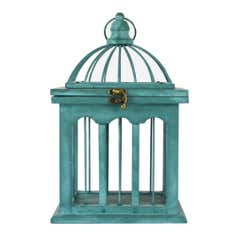 Room in Bloom Collection Wooden Birdcage