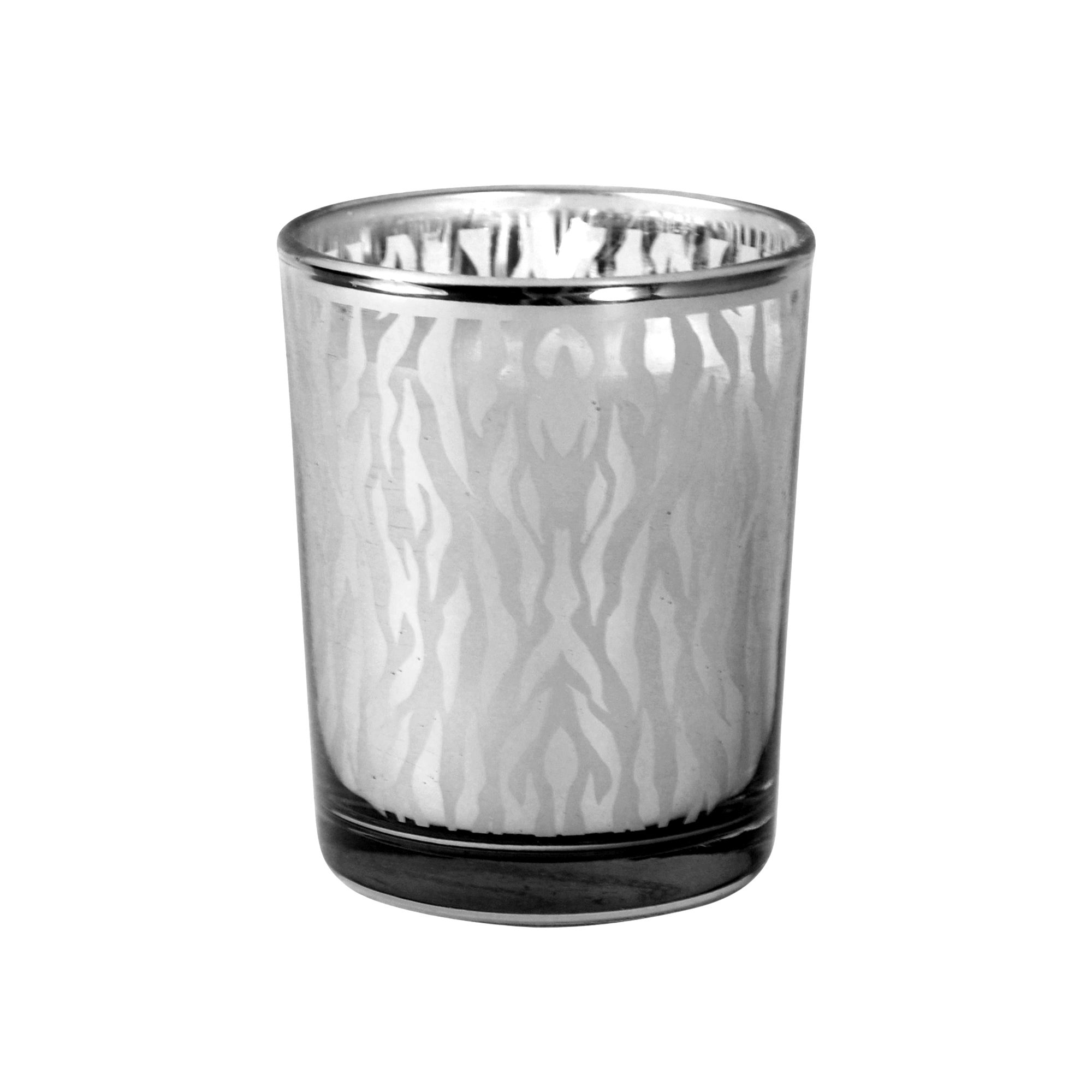 Sparkle Collection Animal Print Candle