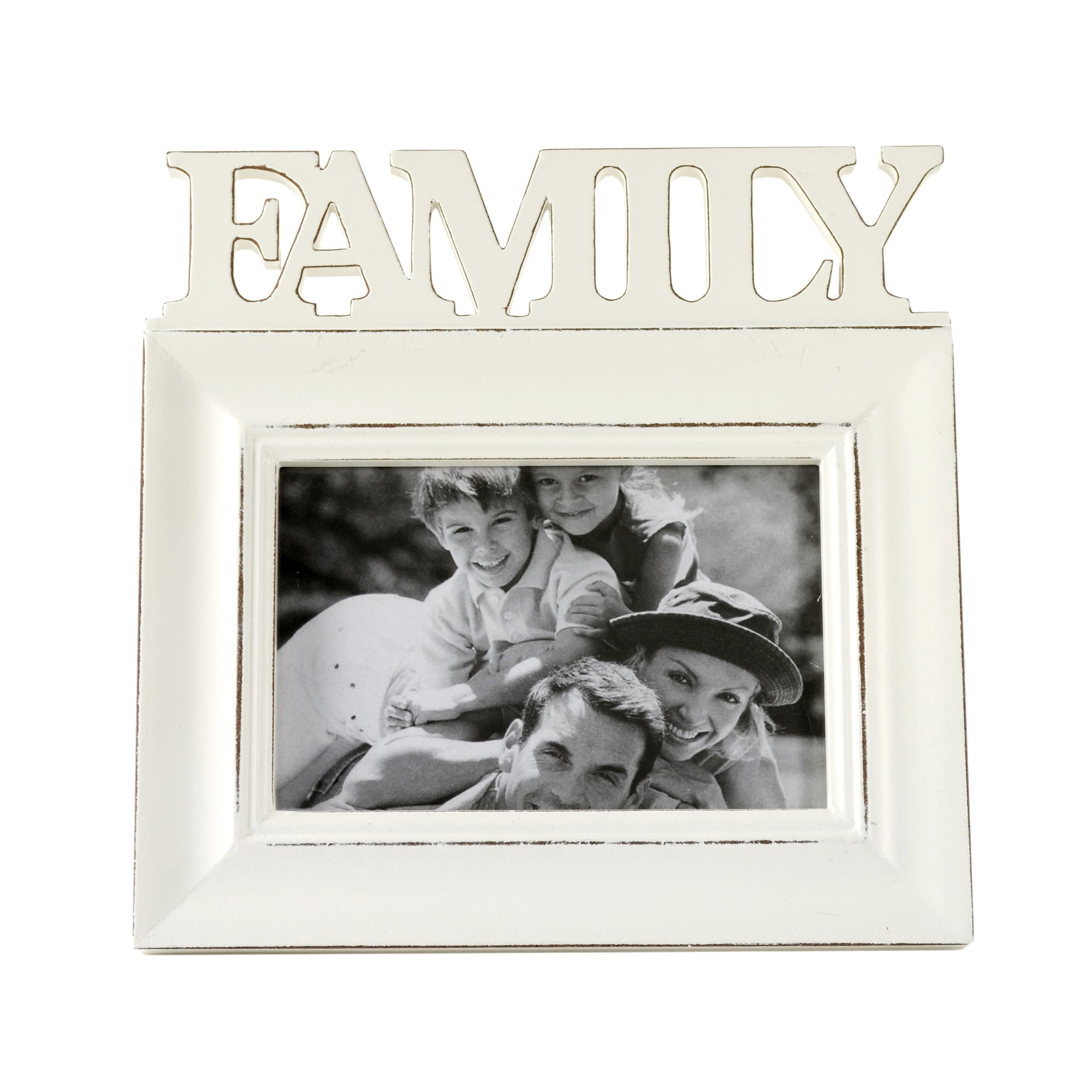 Vintage Friends/Family Photo Frame