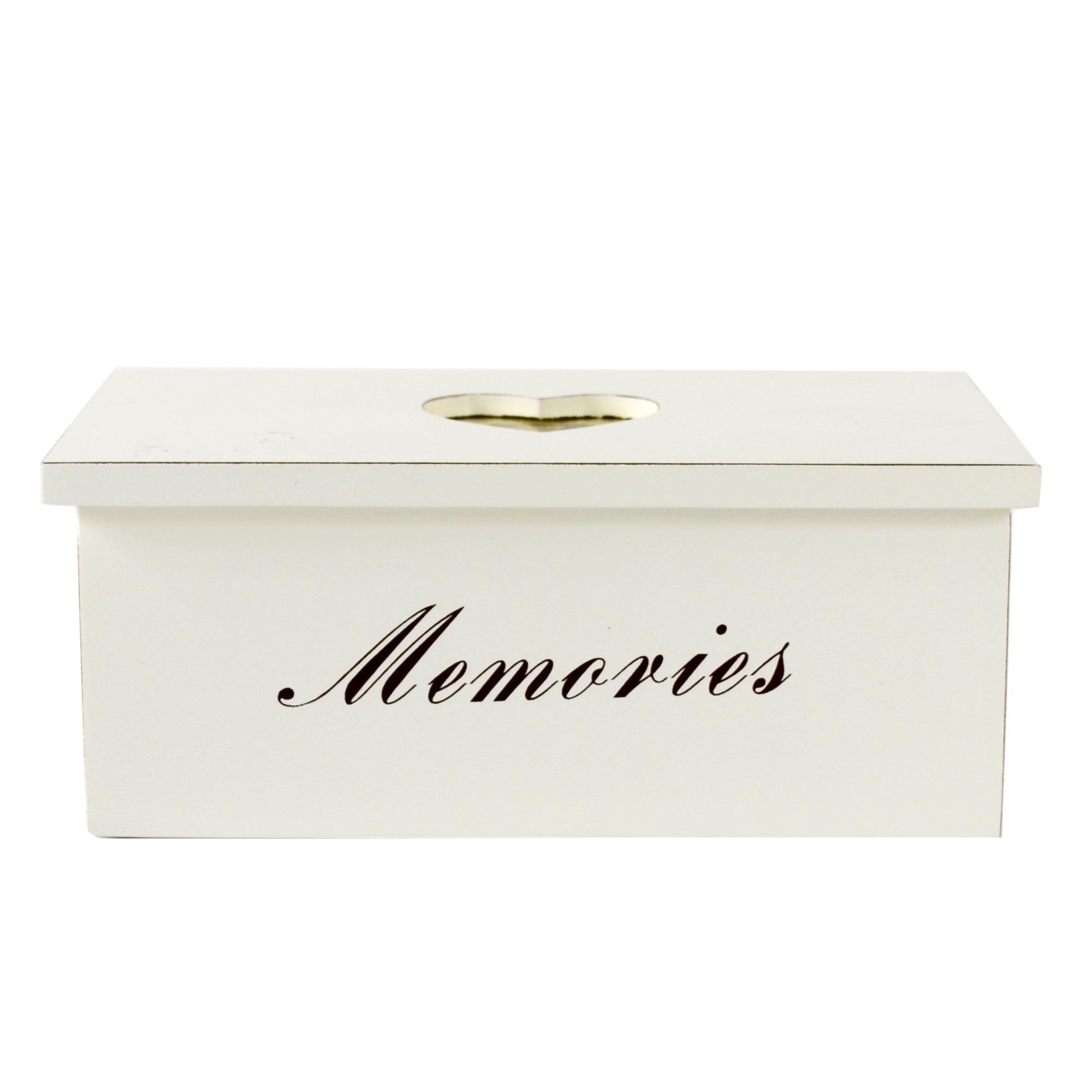Vintage Collection Memories Storage Box