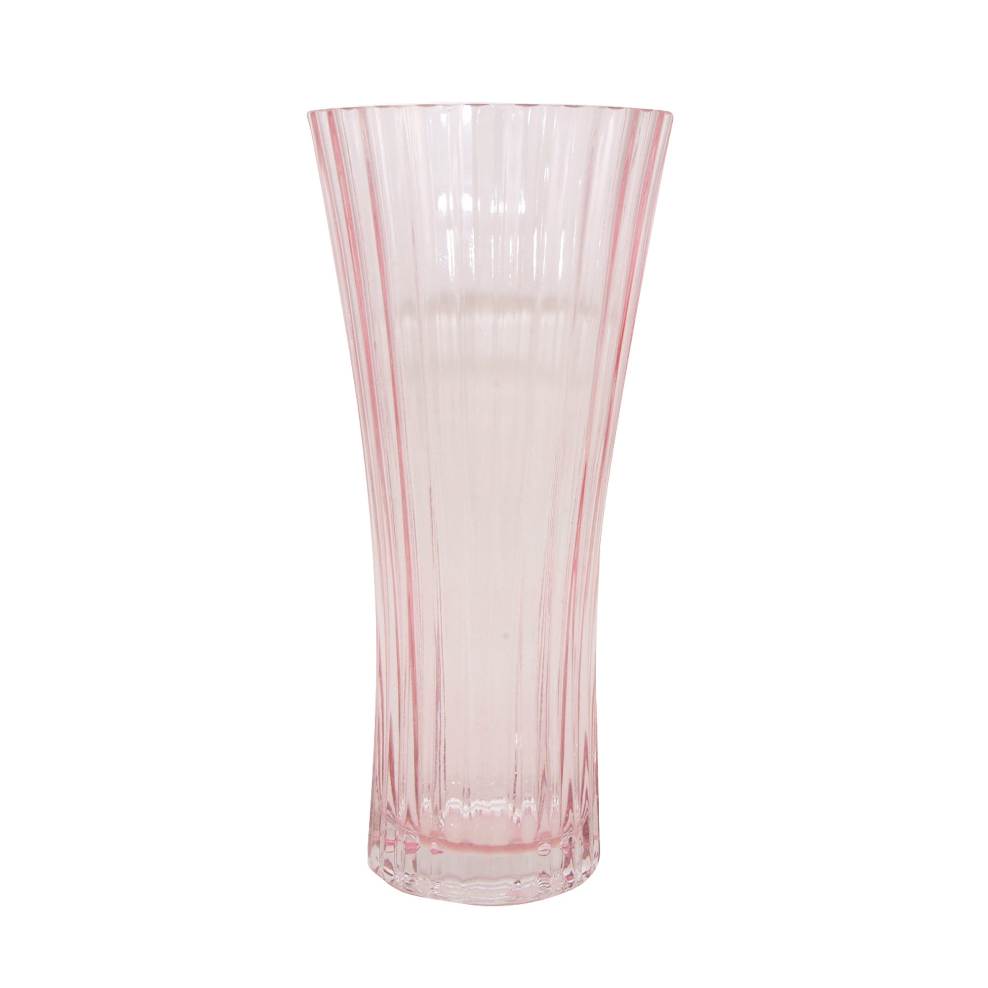 Vintage Collection Ribbed Vase