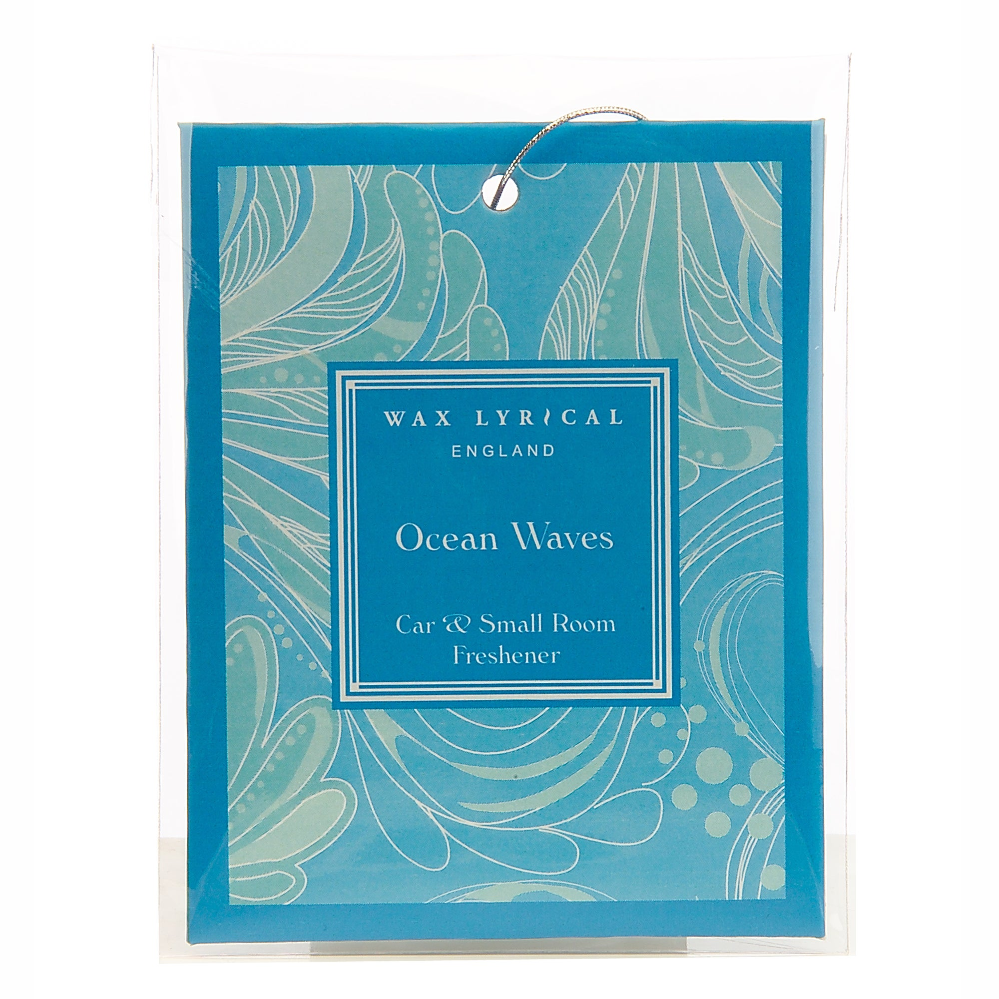 Wax Lyrical Ocean Waves Car Freshener