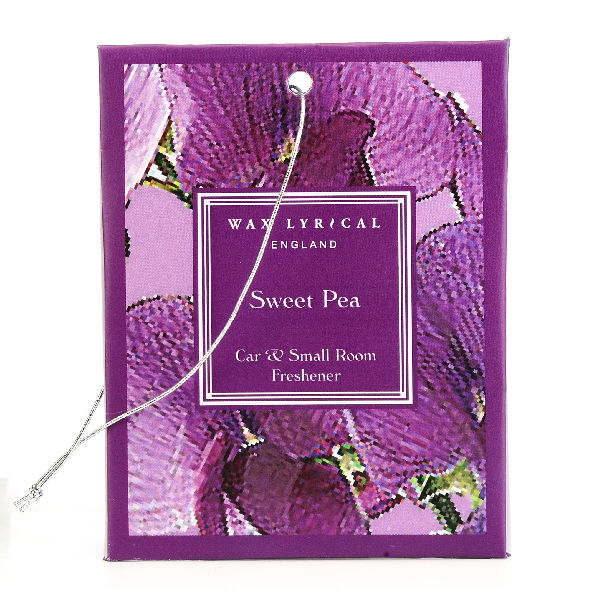 Wax Lyrical Sweet Pea Car Freshener