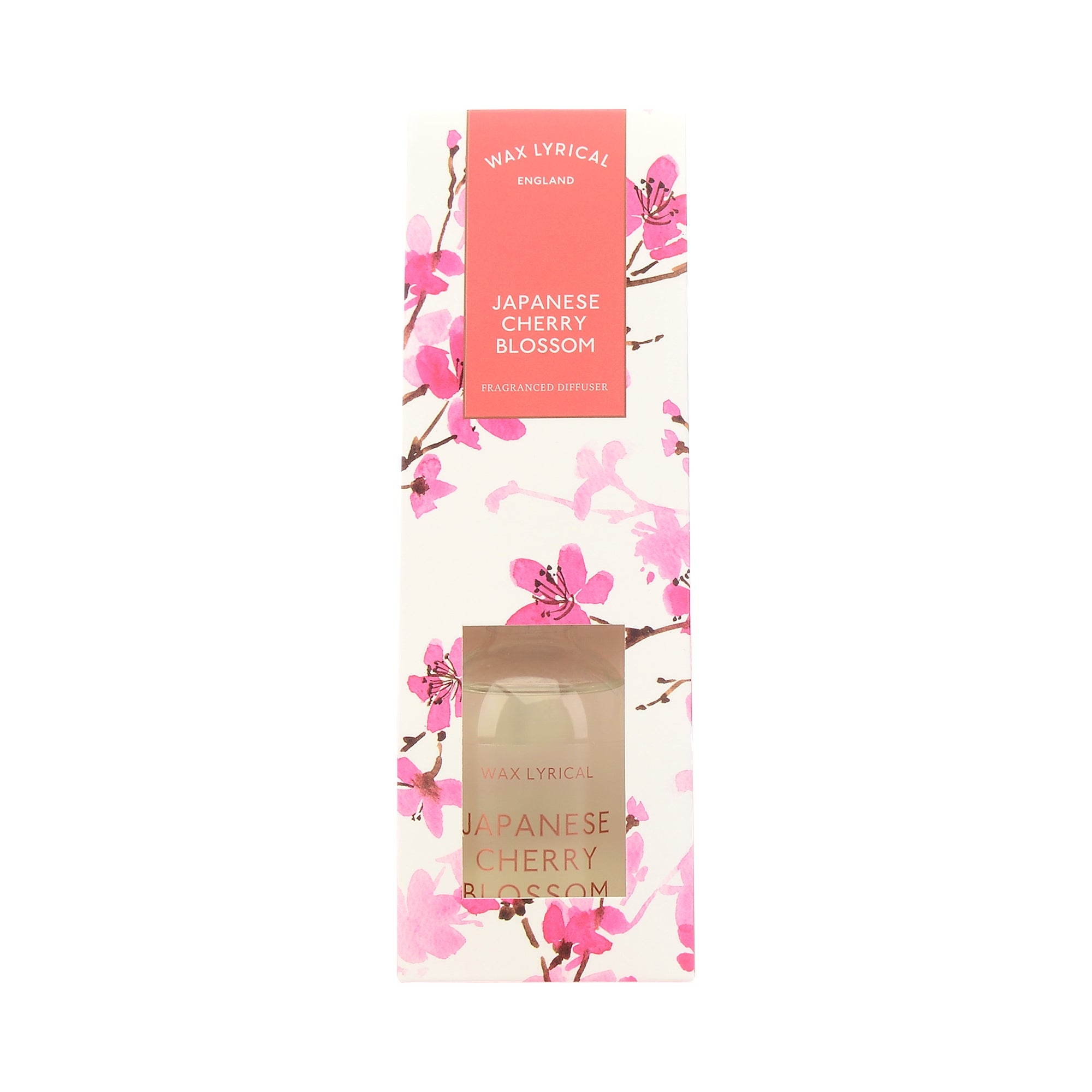 Wax Lyrical Cherry Blossom 50ml Reed Diffuser