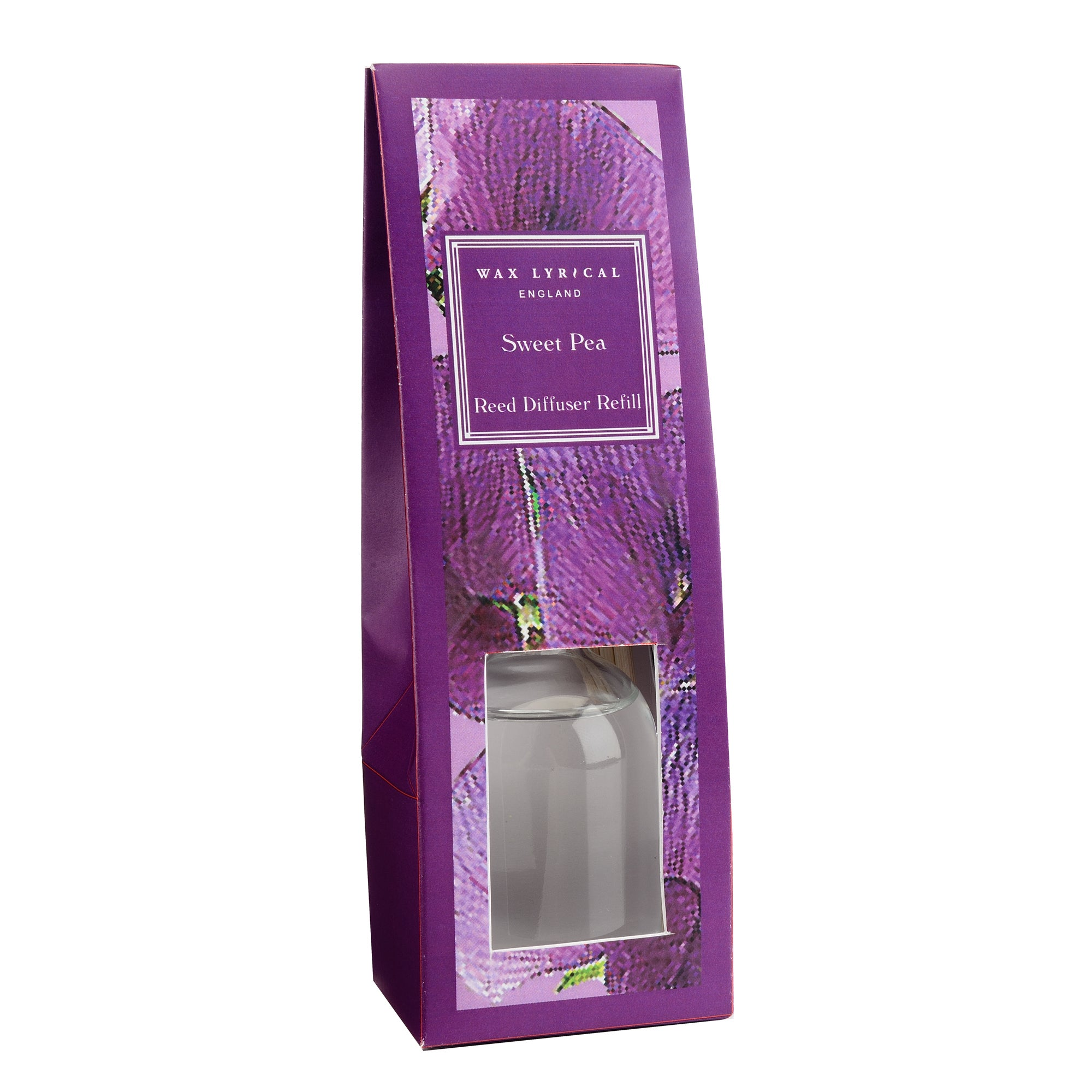 Wax Lyrical Sweet Pea 50ml Reed Diffuser