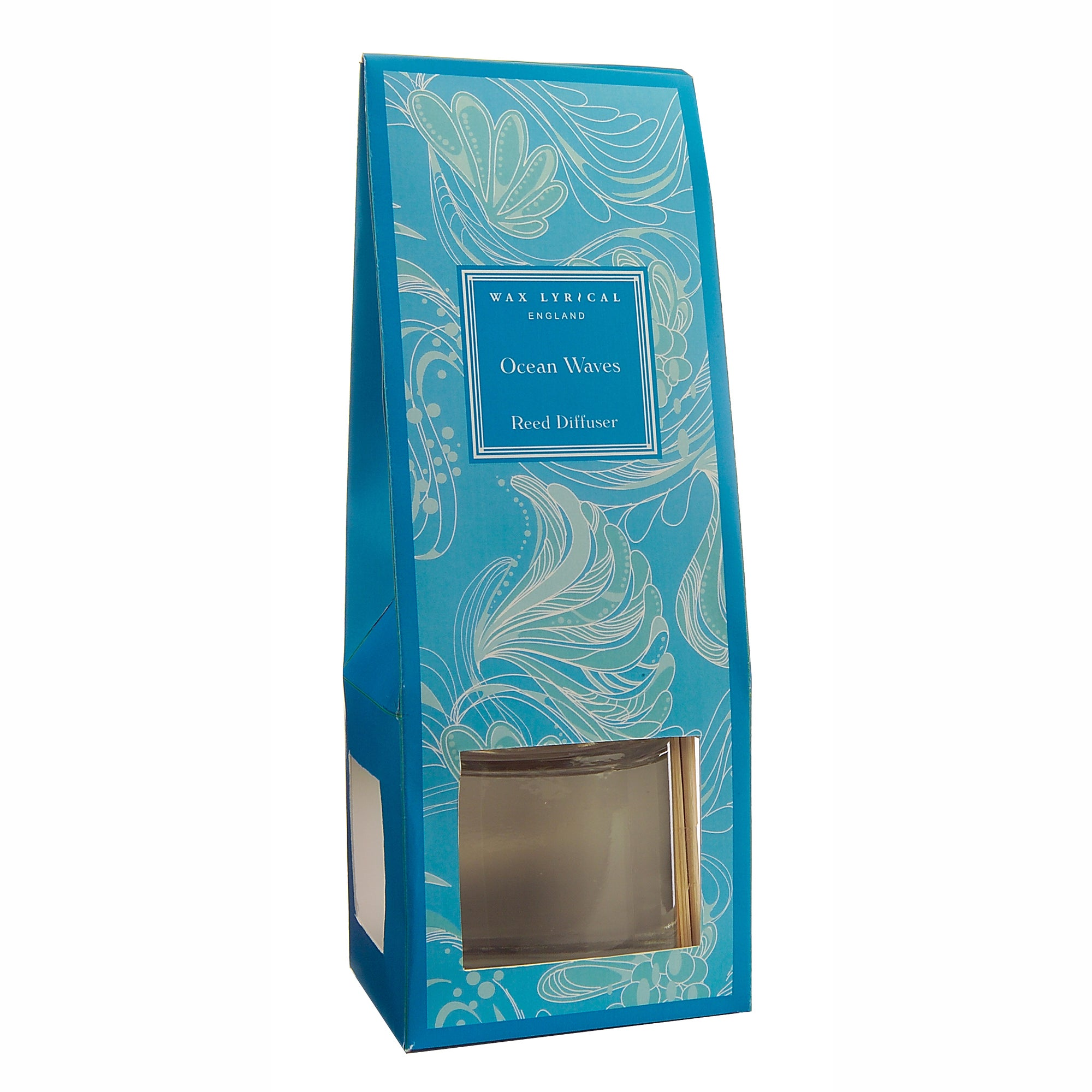 Wax Lyrical Ocean Wave  200ml Reed Diffuser