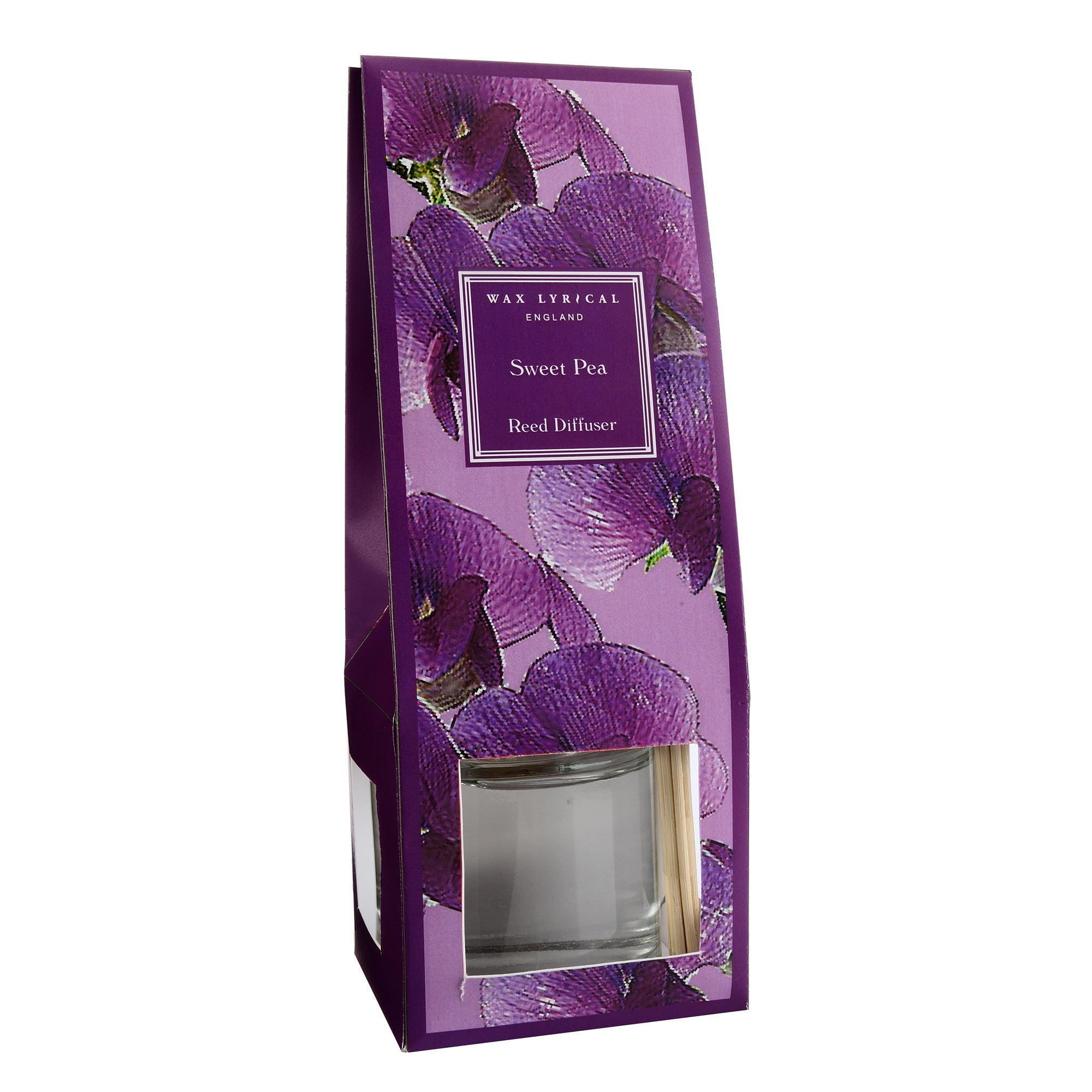 Wax Lyrical Sweet Pea 200ml Reed Diffuser