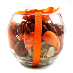 Home Fragrance Vanilla and Amber Pot Pourri Set