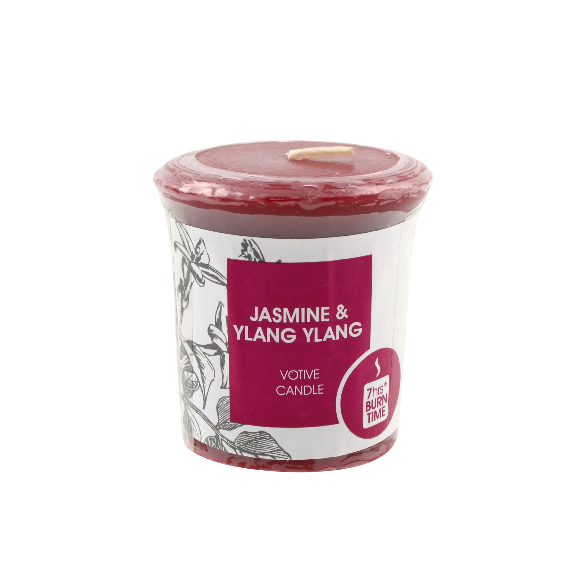 Jasmine and Ylang Ylang Votive Candle