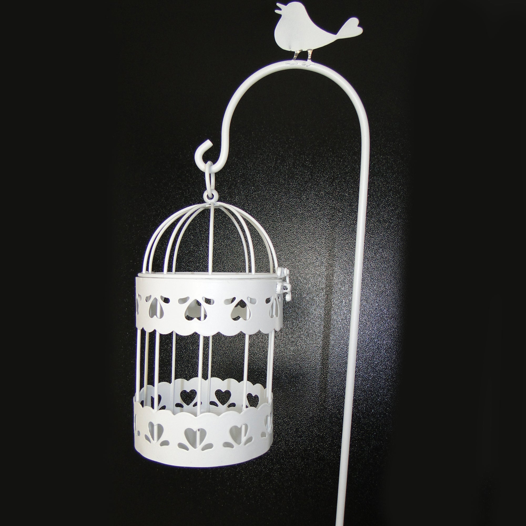 Wedding Collection Bird Cage on Pick