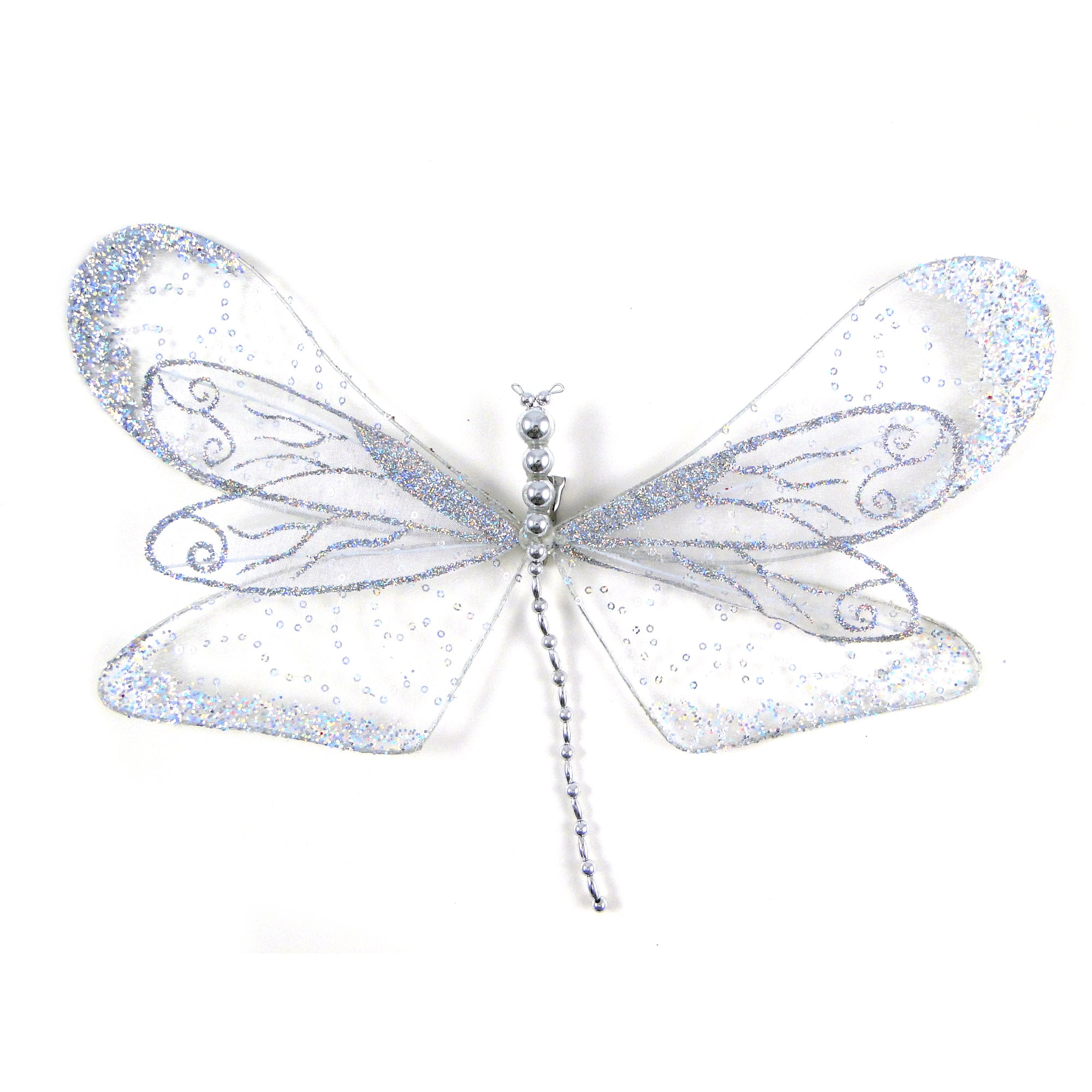 Wedding Collection Large Dragonfly Decoration