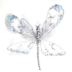 Wedding Collection Small Dragonfly Decoration