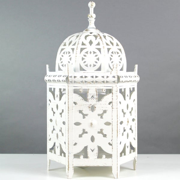 Casablanca Lantern Table Lamp