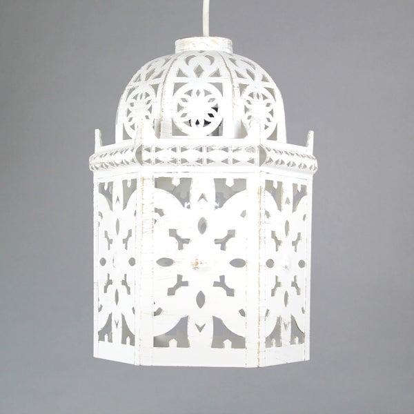 Casablanca Lantern Pendant
