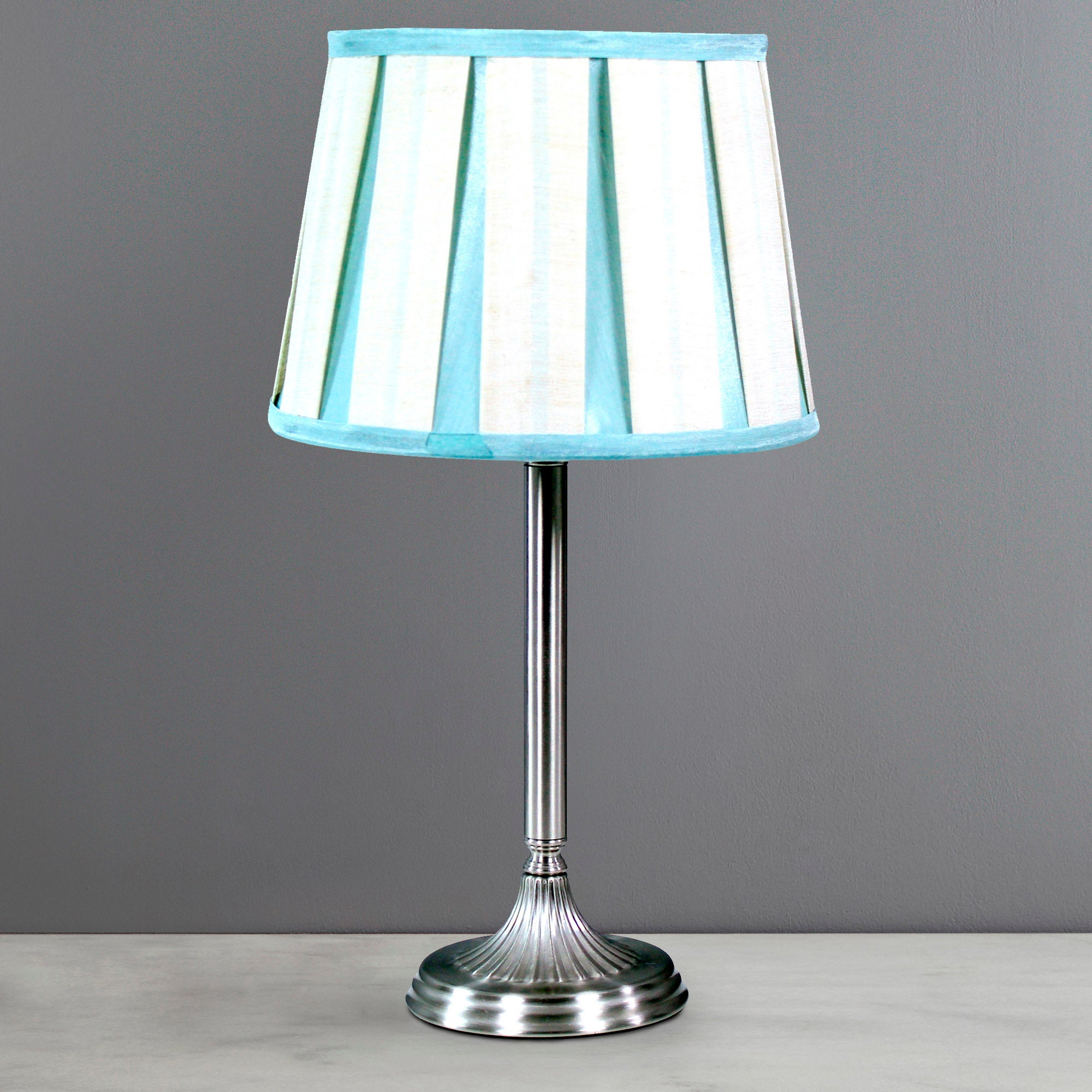 Chelsea Pleat Table Lamp
