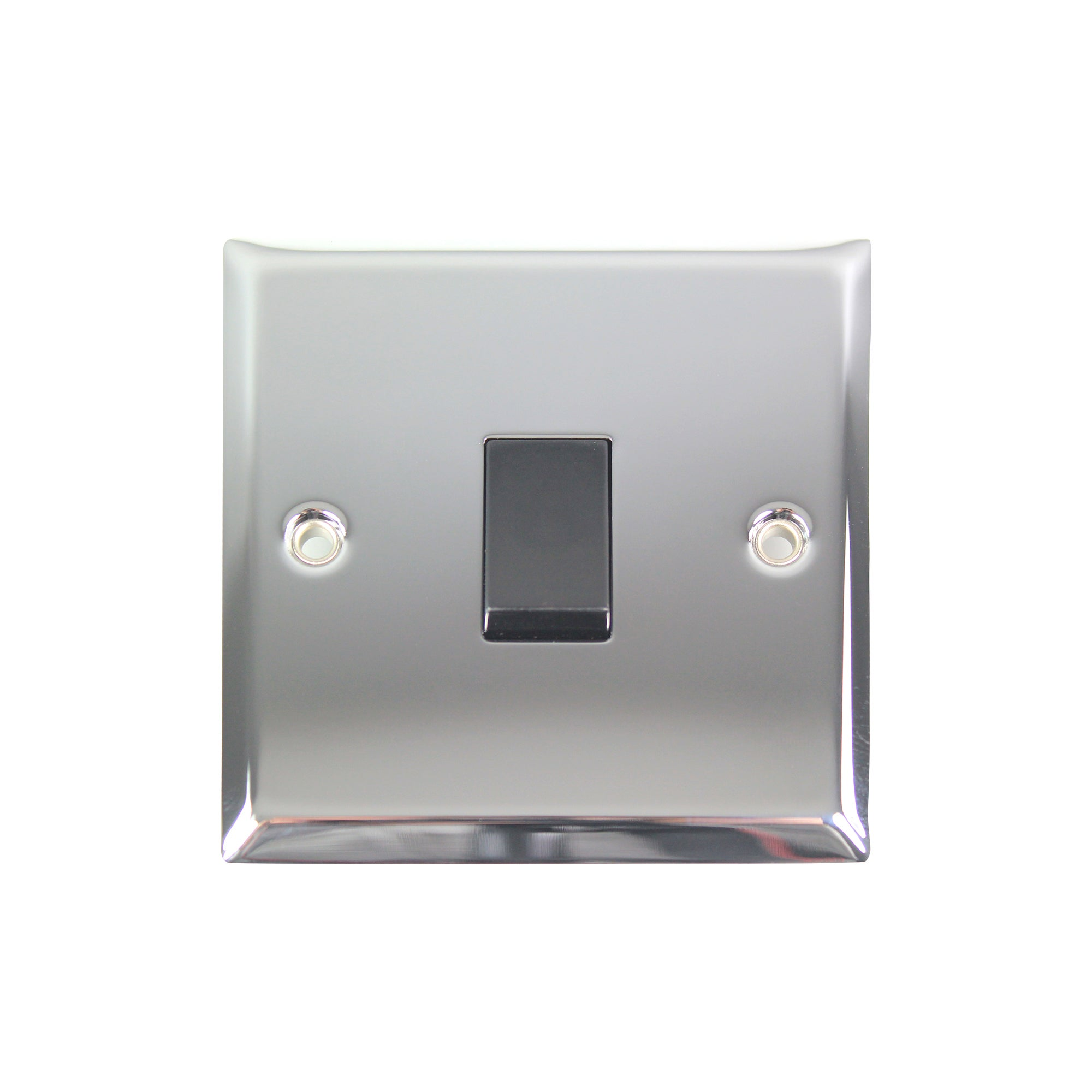 1 Gang 2 Way Chrome Light Switch