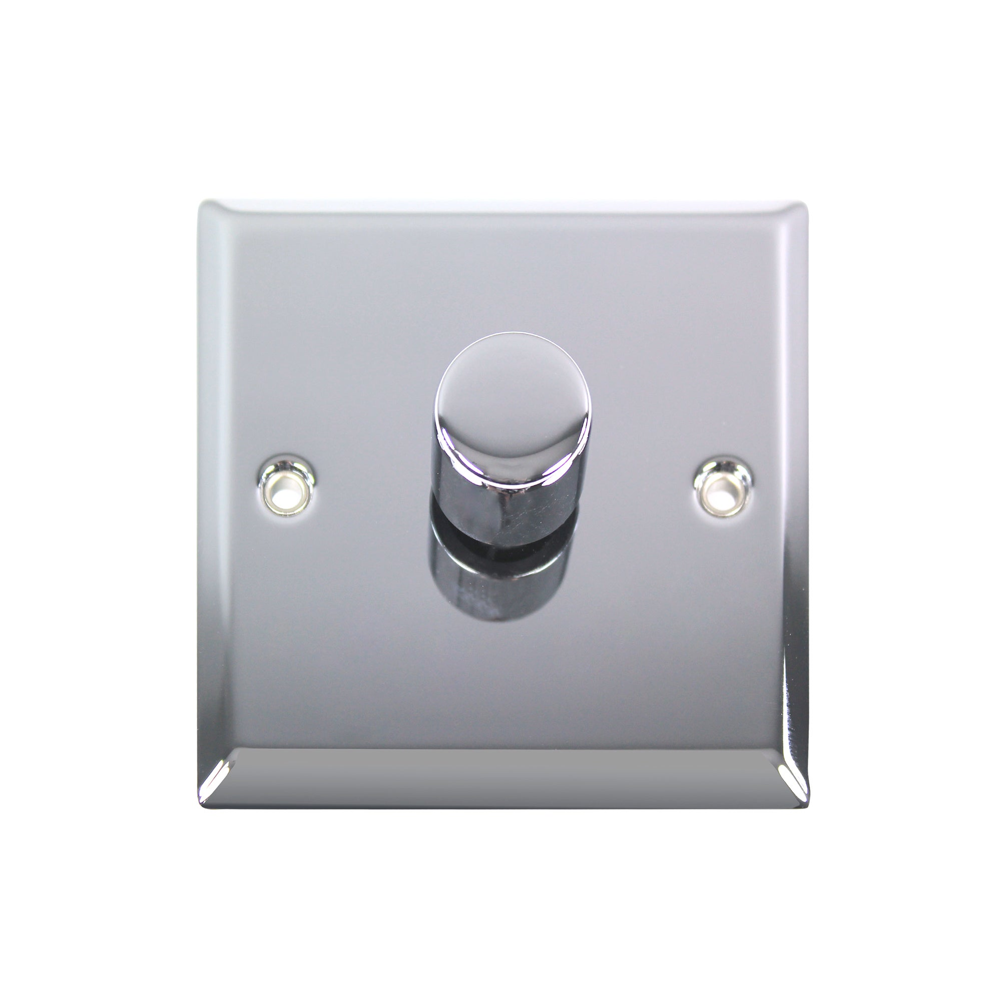 1 Gang 2 Way Chrome Dimmer Switch
