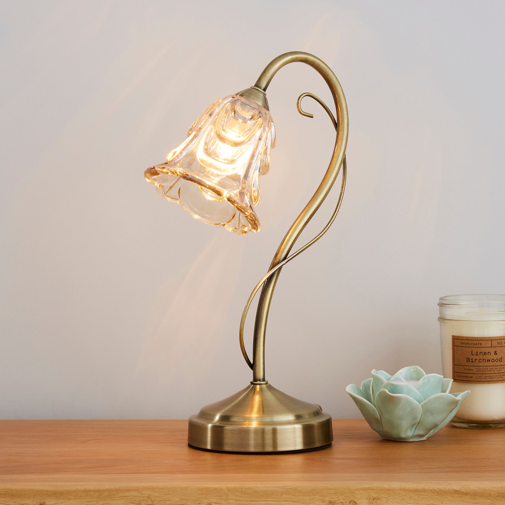amelia table lamp dunelm. Black Bedroom Furniture Sets. Home Design Ideas