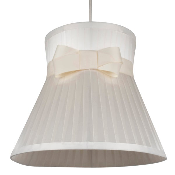 Hilda Waist Pleat Pendant Shade