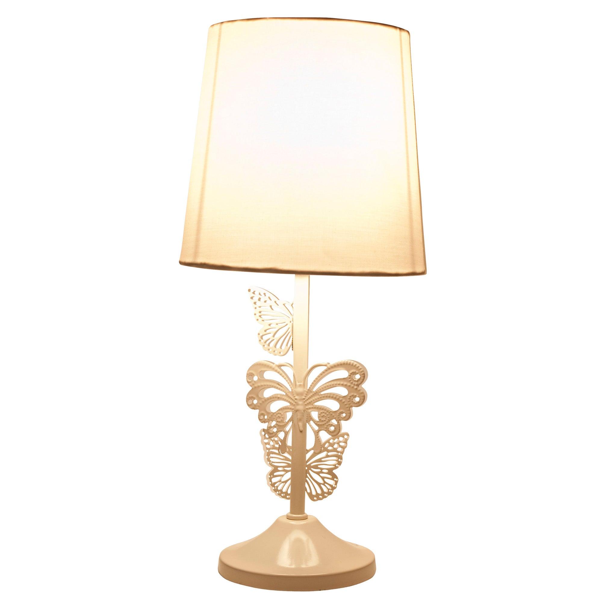 butterfly table lamp dunelm. Black Bedroom Furniture Sets. Home Design Ideas