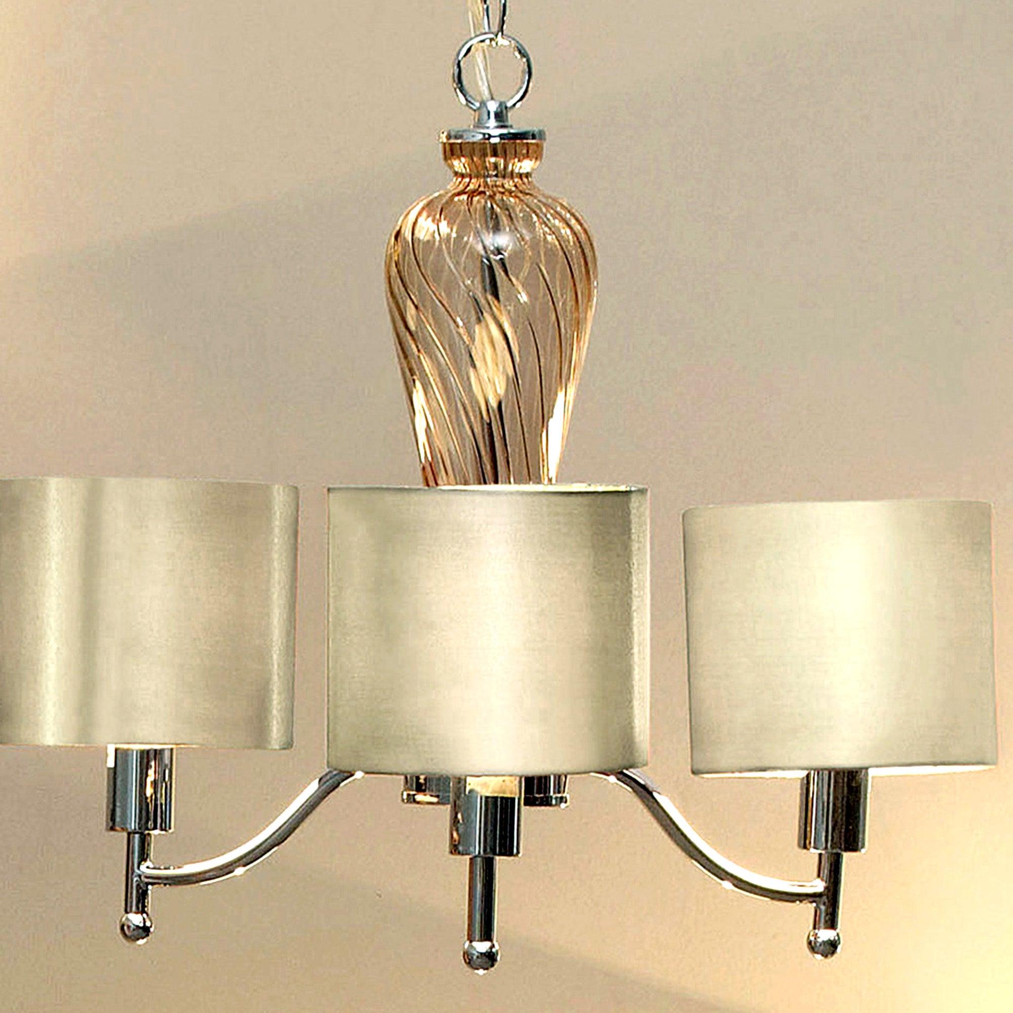 hotel glass 3 light fitting dunelm. Black Bedroom Furniture Sets. Home Design Ideas