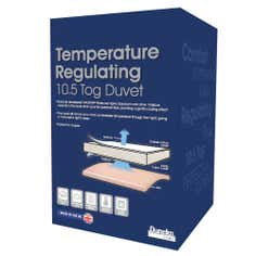 10.5 Tog Temperature Regulating Duvet