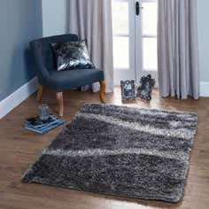 shaggy rugs shaggy pile rugs runners dunelm. Black Bedroom Furniture Sets. Home Design Ideas