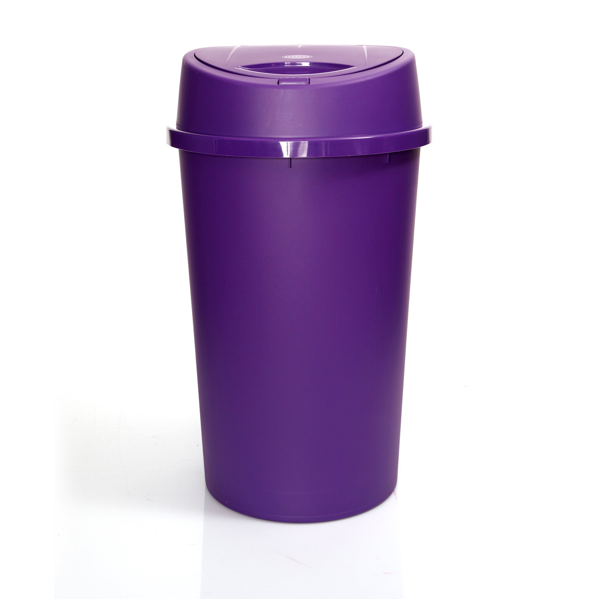 Purple Spectrum Collection 45 Litre Touch Bin