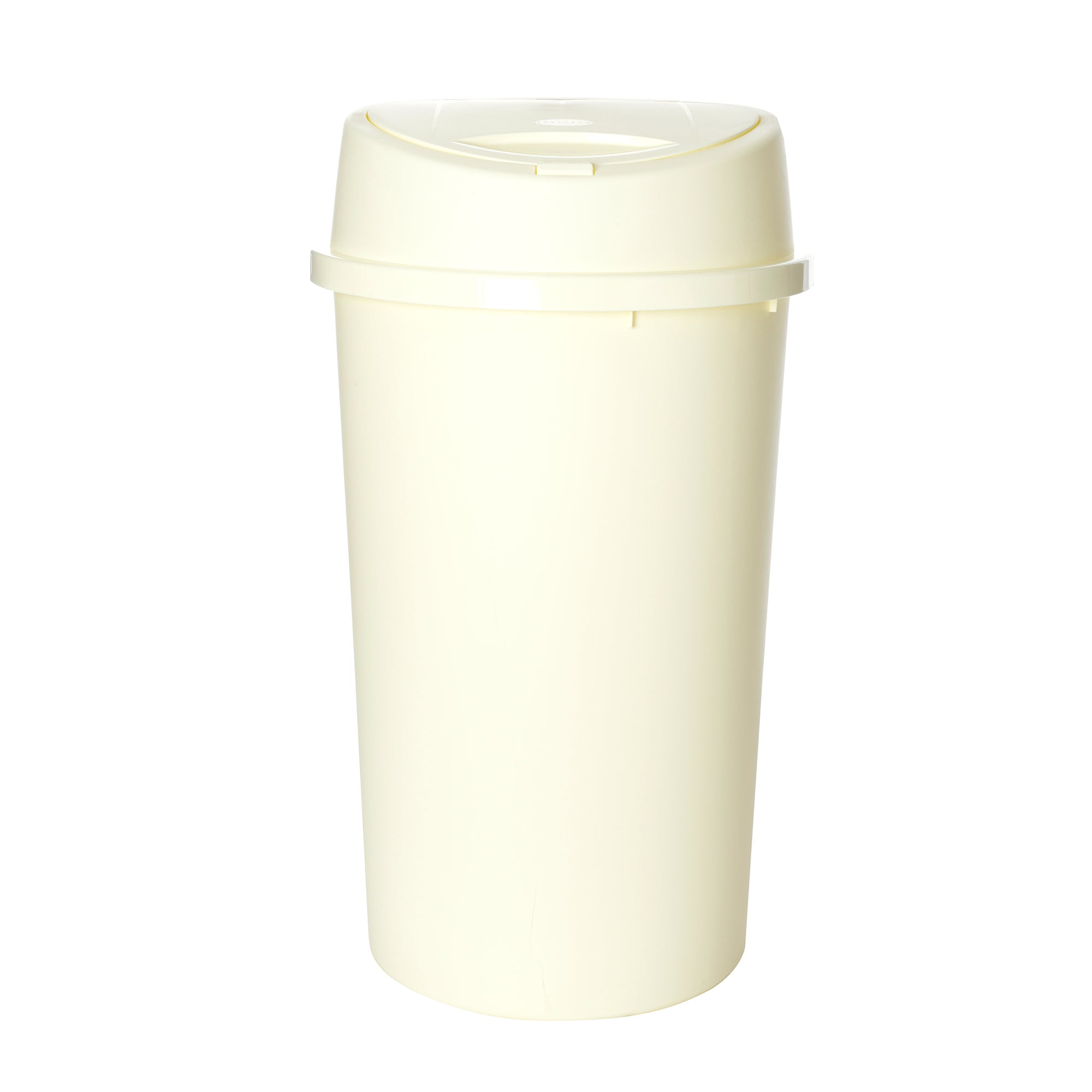 Spectrum Cream 45 Litre Touch Bin