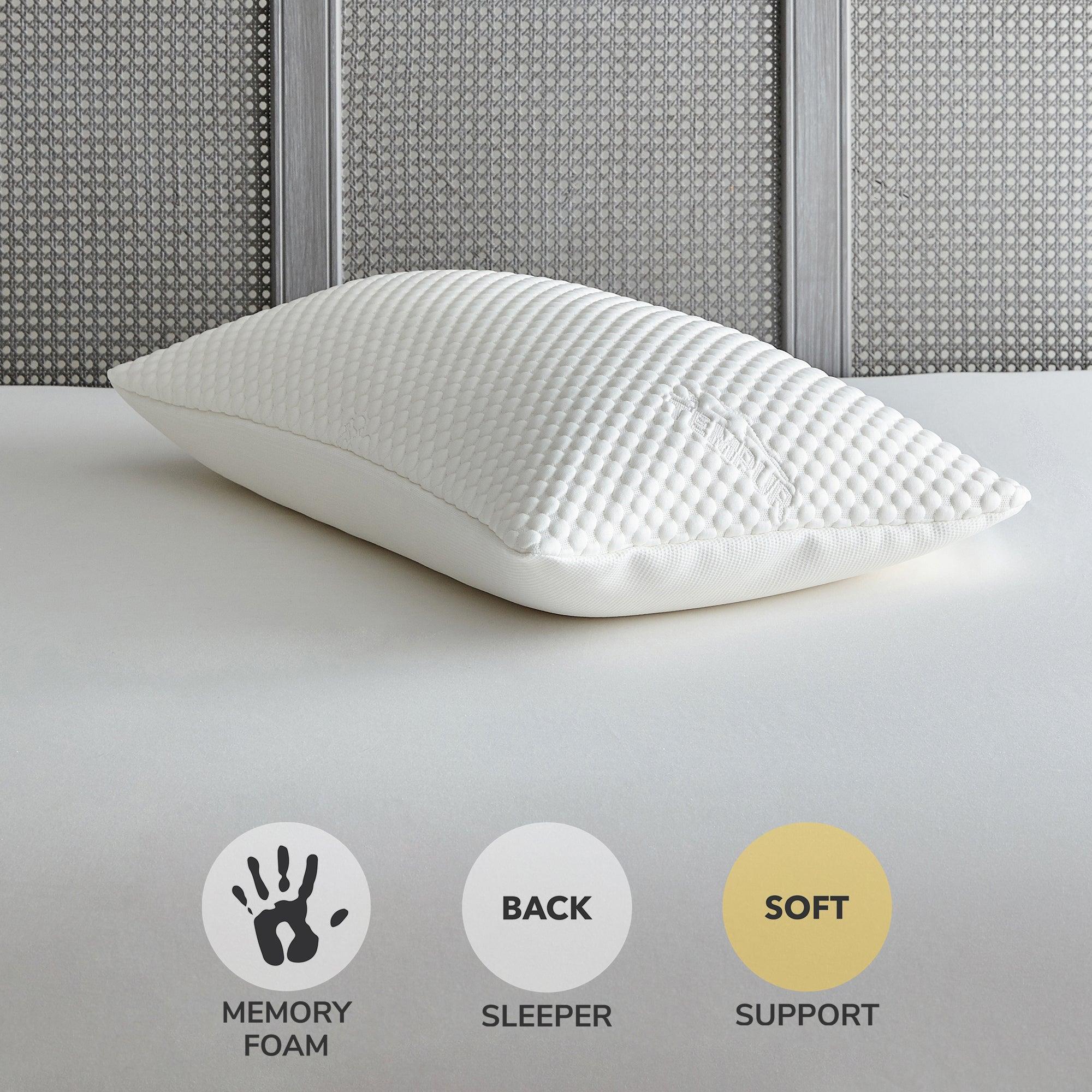tempur cloud pillow dunelm. Black Bedroom Furniture Sets. Home Design Ideas
