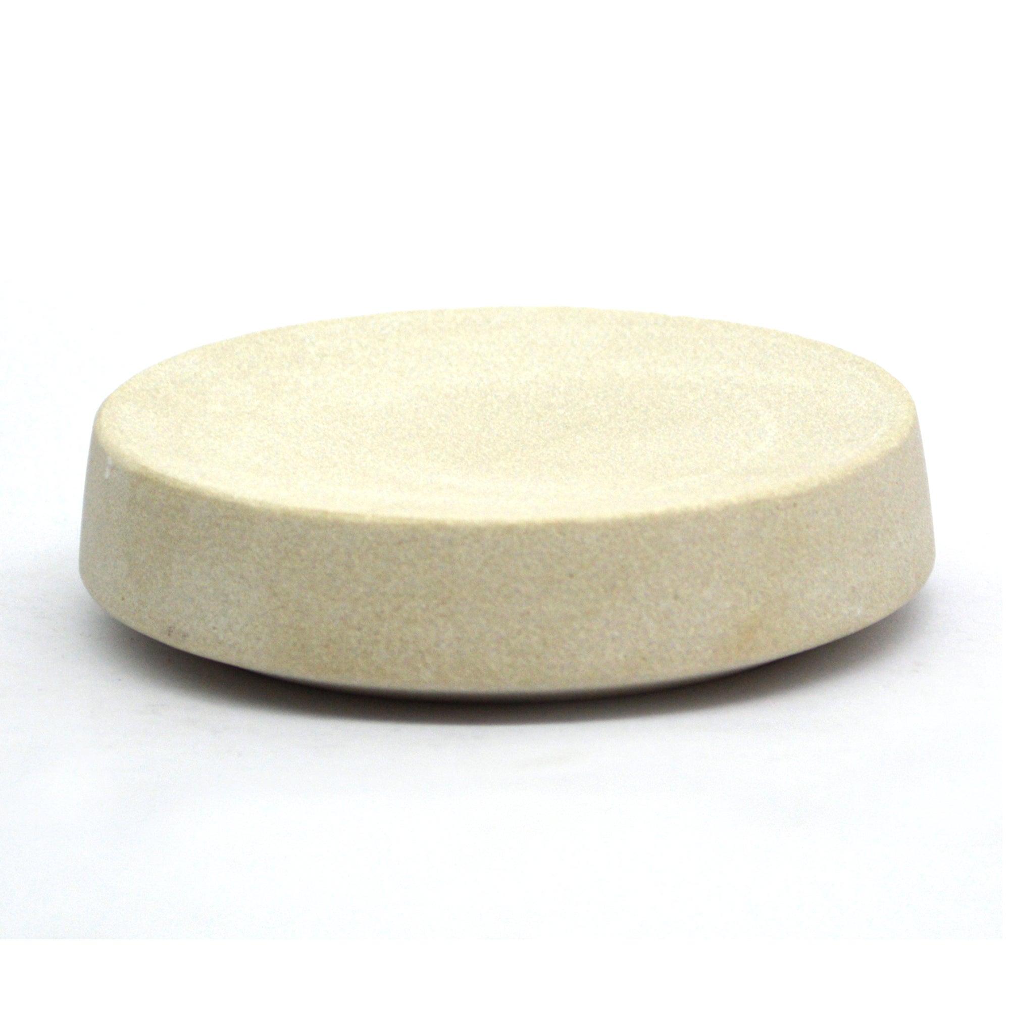 Dorma Belvedere Stone Soap Dish