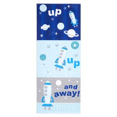 Kids Space Printed Canvas