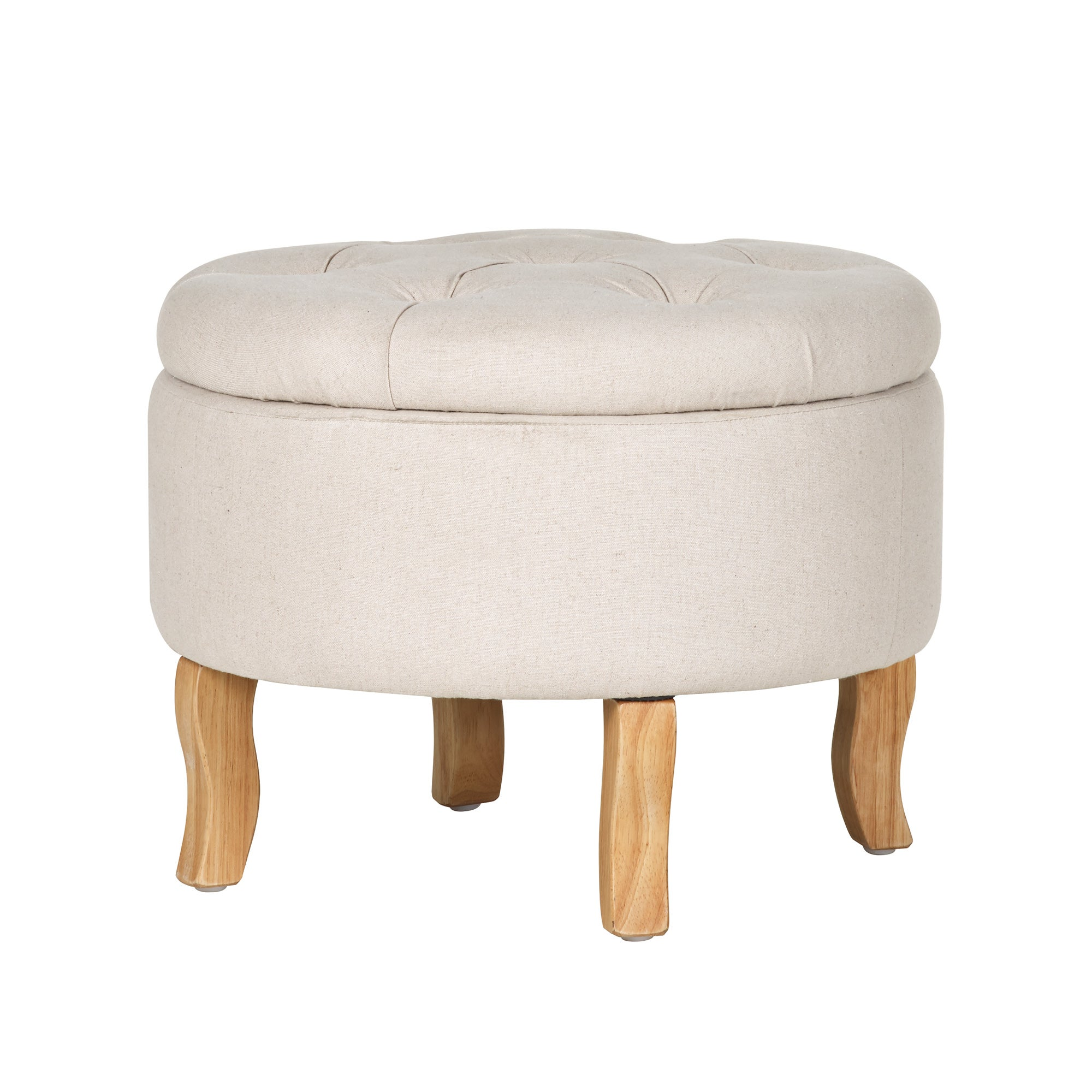 Cream Antoinette Collection Footstool