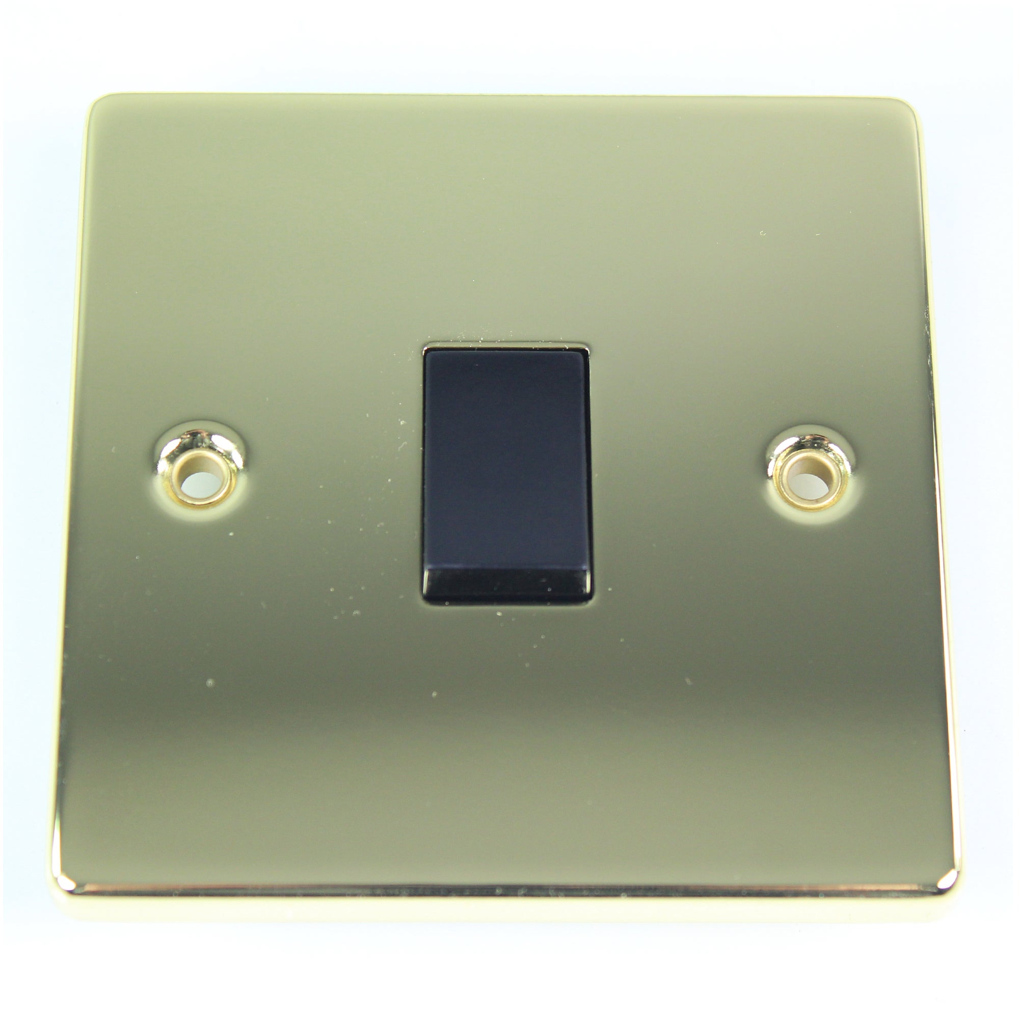 1 Gang 2 Way Antique Brass Light Switch