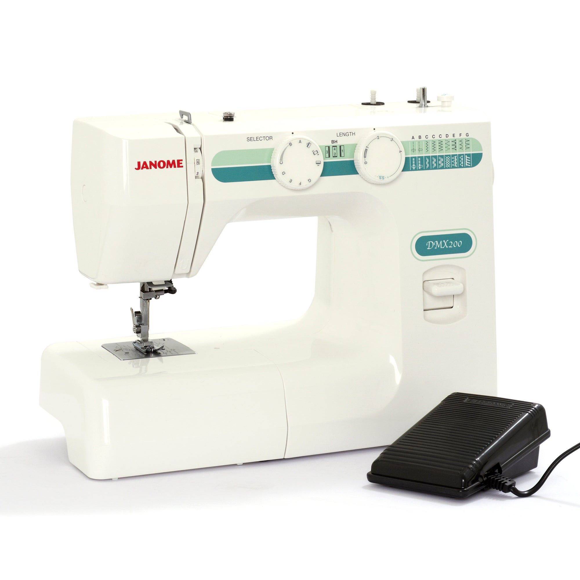 Janome DMX200 Sewing Machine