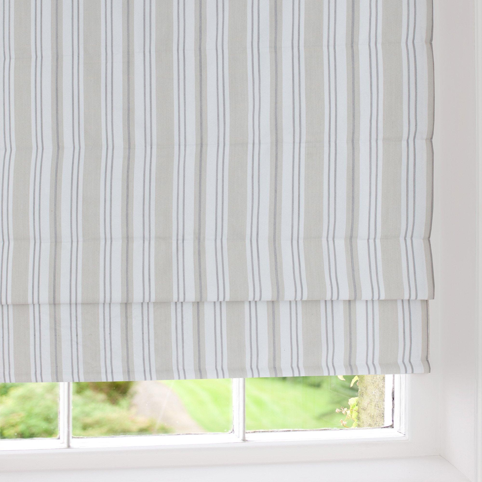 new haven blackout roman blinds dunelm. Black Bedroom Furniture Sets. Home Design Ideas