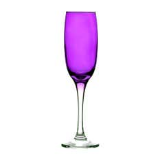Purple Spectrum Tall Flute