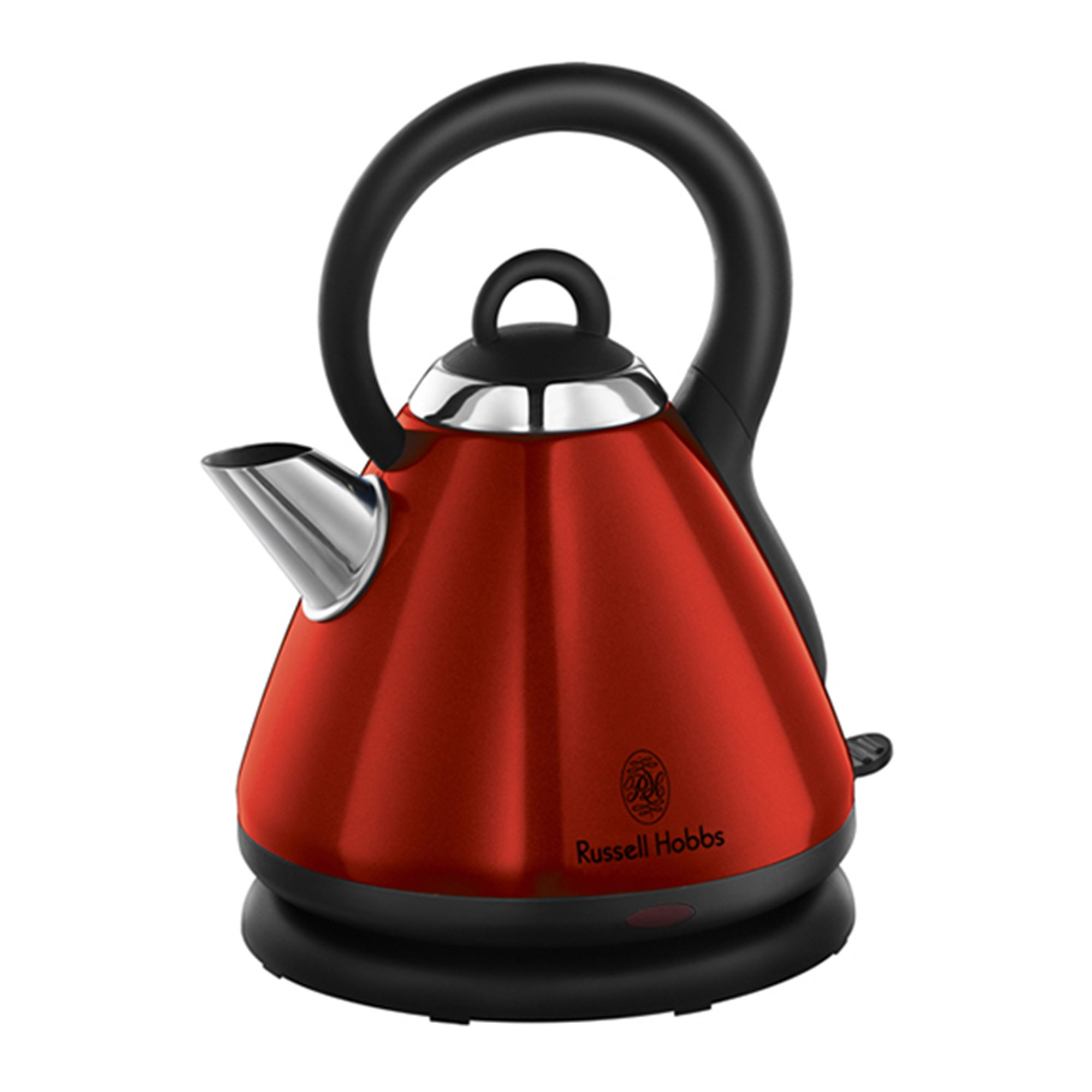 Russell Hobbs 18257 Heritage Metallic Red Kettle