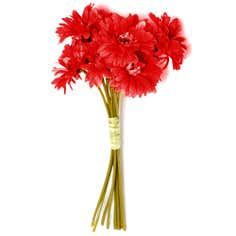 Bouquet of Artificial Gerbera Flowers