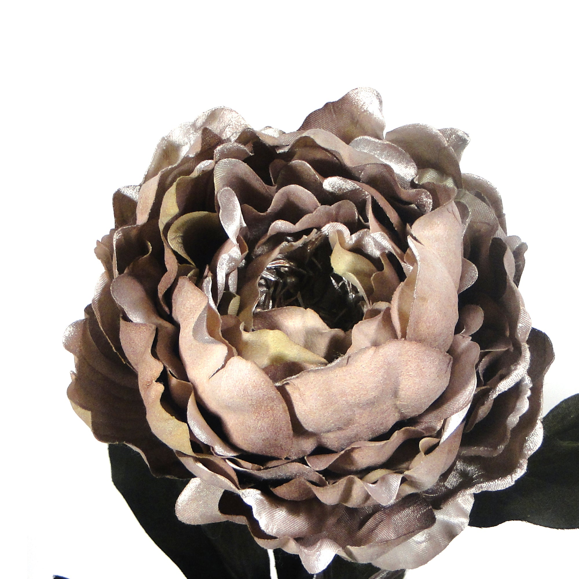 Premium Lustre Artificial Long Stem Peony