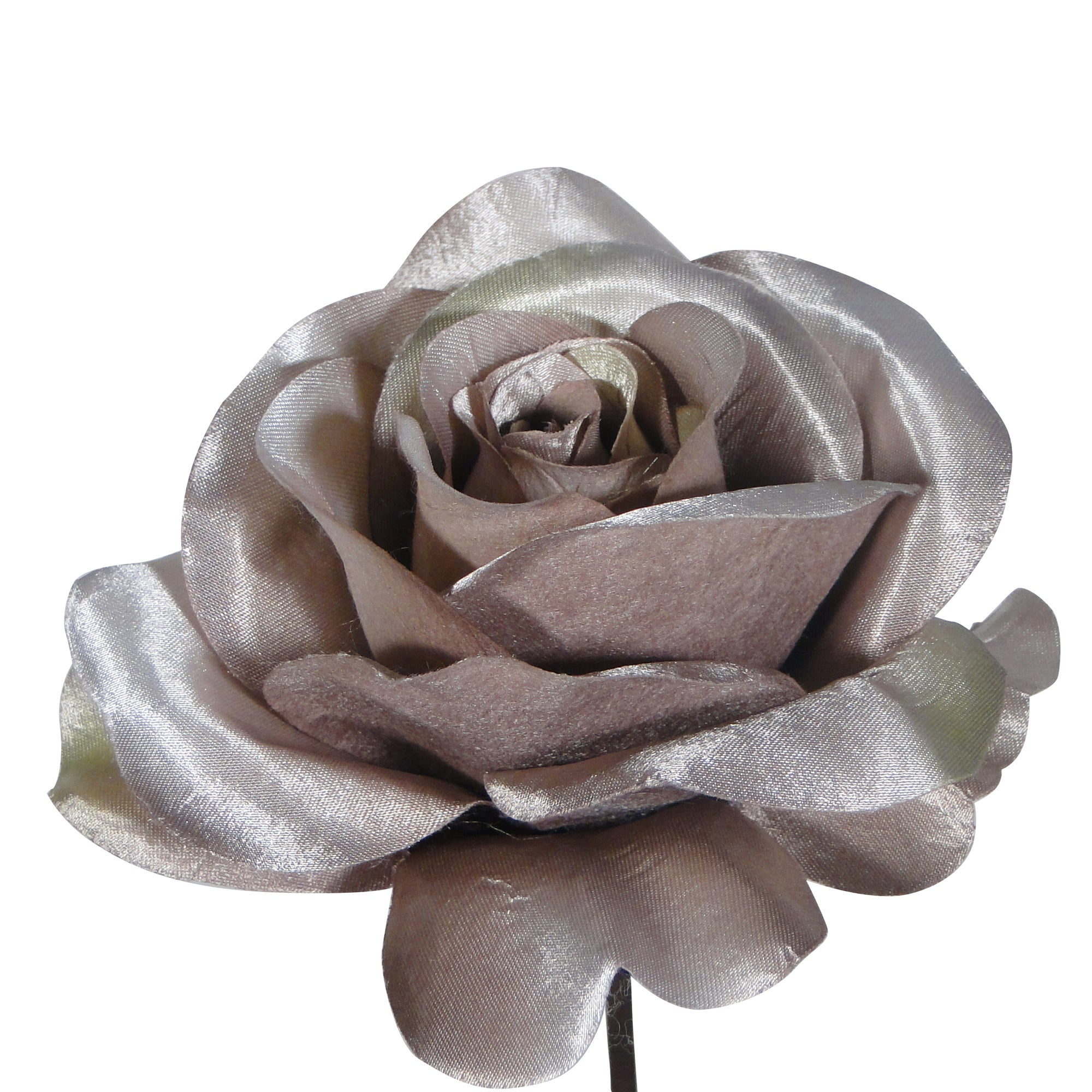 Premium Lustre Artificial Rose Stem