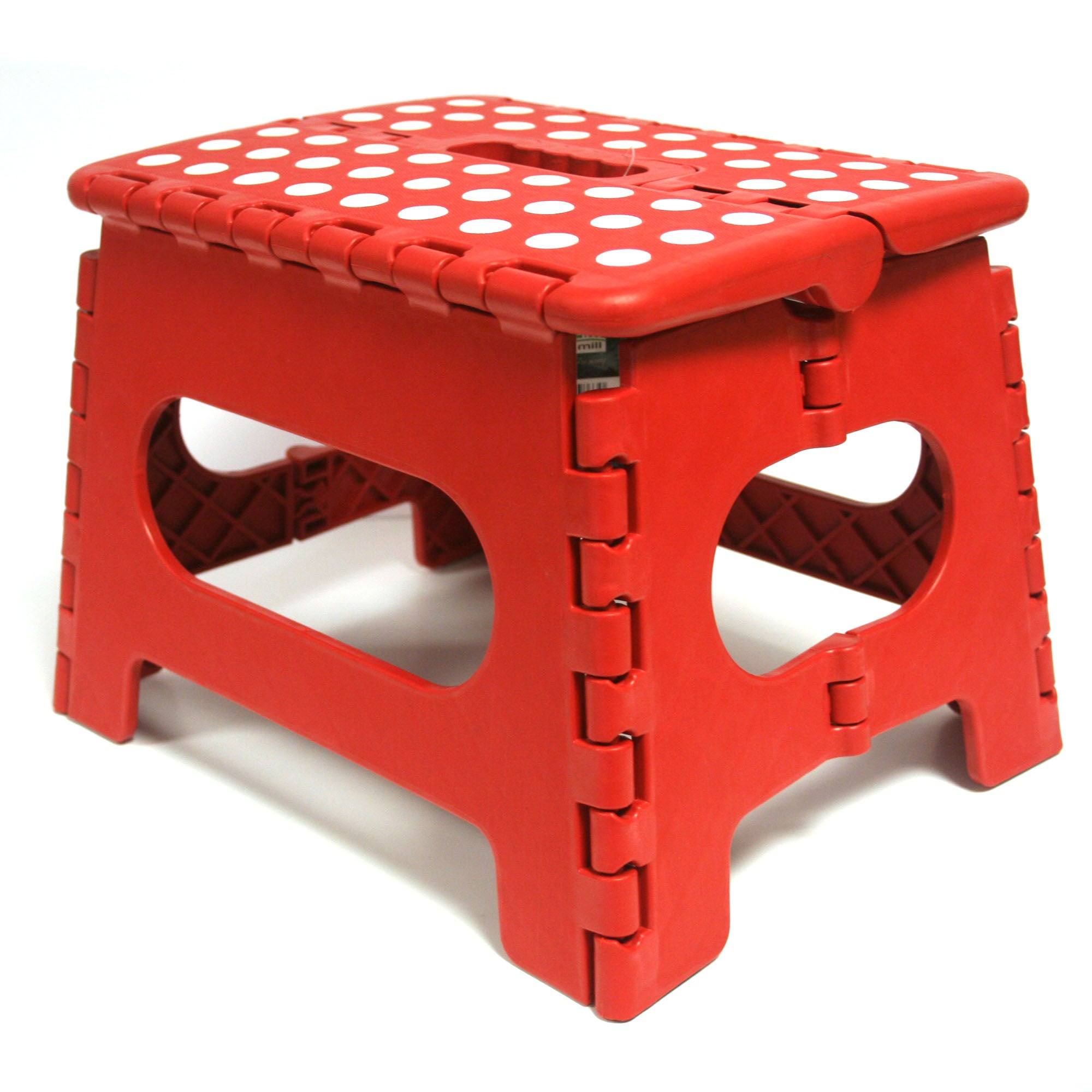 Simply Foldable Step Stool