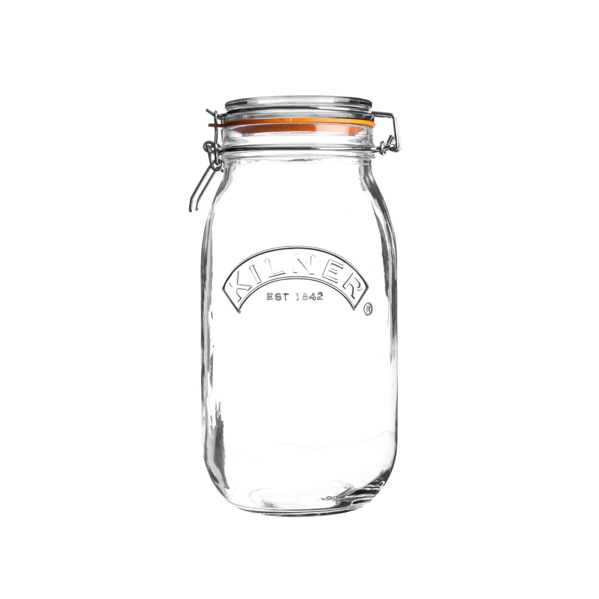Kilner 2 Litres Round Clip Top Jar