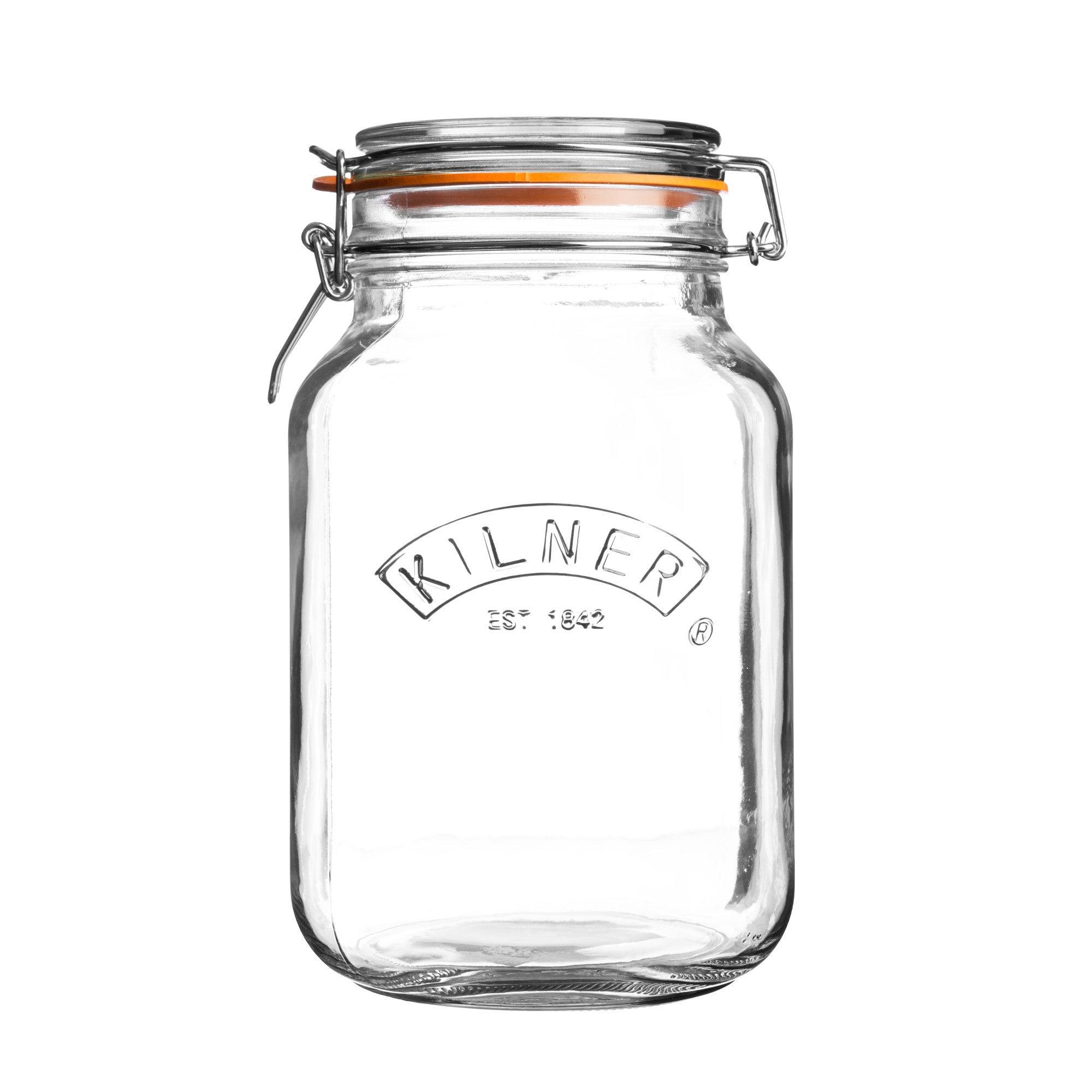 Kilner 2 Litre Preserve Jar