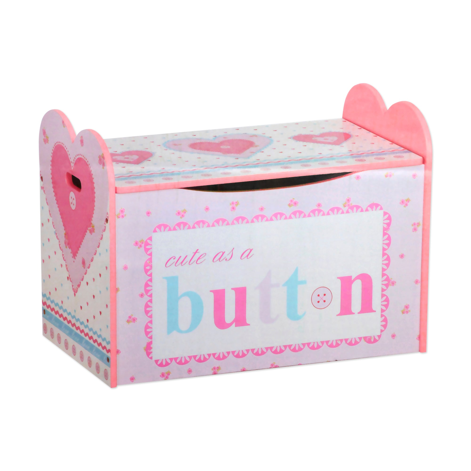 Cute as a Button Toybox